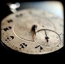 Reloj, tiempo, vintage, hora, Clock, time, vintage, hours.