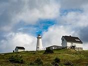 Cape Spear Newfoundland Lighthouse.