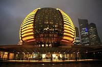 China, Zhejiang, Hangzhou, International Conference Center,.