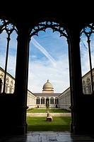Camposanto monumentale. Pisa, Tuscany, Italy.