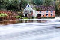 Sturminster Newton Mill, Dorset, England, UK.