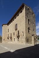 Monastery of Sant Cugat dels Valls.