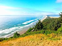 Cape Lookout, Oregon, USA.