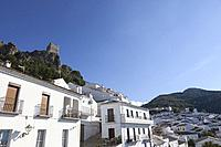 Zahara de la Sierra, Spain: Castle of Zahara de la Sierra.