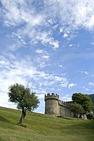 Motebello Castle in Bellinzona