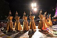 Fanta Sea amusement park, Phuket, Thailand