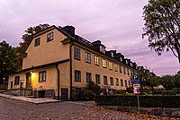 Hotel Skeppsholmen, island of Skeppsholmen, Stockholm, Sweden.