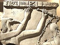 Statue, Egypt, 330 BC, Metropolitan Museum of Art. New York City. New York. United States