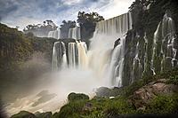 Park and National Reserve Iguazú - Iguazú Falls. Misiones, Argentina