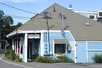 Wellfleet Town Pizza, Wellfleet, Cape Cod, Massachusetts, United States.