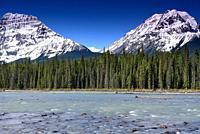 Twin Peaks, Alberta, Canada