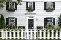 Home, Edgartown, Martha's Vineyard, Massachusetts, USA.