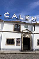 Calem wine cellar, Vila Nova de Gaia, Porto, Portugal.