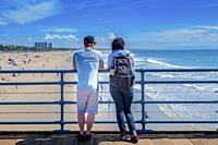 Santa Monica- Los Angeles, California (EEUU).