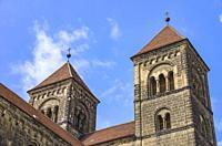 Collegiate Church of St. Servatius, Quedlinburg, Saxony-Anhalt, Germany.