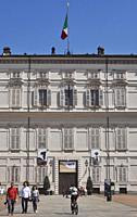 Turin, Italy: Palazzo Reale
