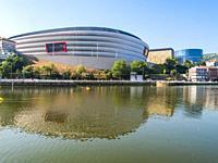 Estadio de San Mamés / Athletic Club de Bilbao Stadium. Bilbao, Biscay, Basque Country, Spain.