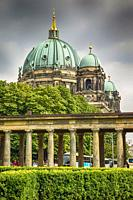 The Berliner Dom - Cathedral Church of Berlin.