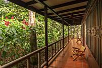 RainForest, Pachira Lodge, Costa Rica.