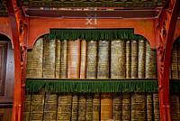 Handelingenkamer (Old library). House of Representatives, The Hague, Netherlands