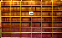 Library, Staten generaal, The Hague, Netherlands