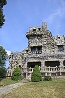 Gillette Castle, Gillette Castle State Park, East Haddam, Connecticut, United States.