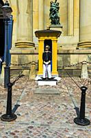 Royal Guard, Stockholm Palace, Stadsholmen Old Town tourist destination in Stockholm is the capital and largest city of Sweden.
