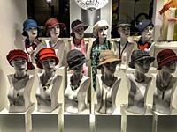 Hat shop on Passau Germany