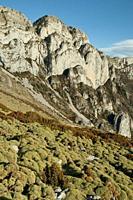 Peña montañesa, Huesca province, Aragon, Spain.