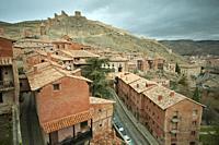 Albarracín, Teruel Province, Aragon, Spain