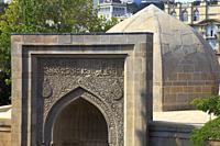 Azerbaijan; Baku, Old City, Palace of the Shirvanshahs,.