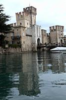 Sirmeone Garda Lake, Verona, district Veneto, Italy