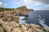 Calo des Moro, Mallorca, Balearic Islands, Spain, Europe.