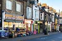 Mill Road is one of Cambridgeâ. . s most vibrant destinations with independent cafes, quirky shops and international grocery stores and restaurants. U...