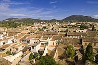 Llucmajor i Sierra de Galdent, Mallorca, Balearic islands, spain.