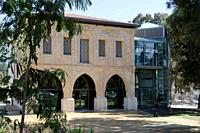 The Governor's Residence, Negev museum, Beersheba, Israel