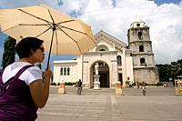 Cathedral of San Jose the worker, known as the Cathedral of Tagbilaran. Tagbilaran. Bohol. Philippines Bohol St Joseph The Worker Patron Of Agbilaran ...