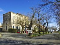 Rue du 8 Mai, 1945, Laparade, Lot-et-Garonne Department, Nouvelle Aquitaine, France.