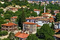 Turkey, Safranbolu, old Ottoman town houses, Unesco world heritage.