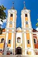 pilgrimage church Mariagyud, Hungary.