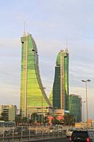 Financial Harbour Towers, Manama, Bahrain.