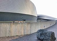 National Aquarium Denmark (Den Bla Planet), Kastrup, Copenhagen, Denmark, Scandinavia. Opened in 2013 and is the largest aquarium in northern Europe. ...
