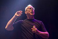 Madrid, Spain- May 14: Greg Graffin from Bad Religion punk-rock band performs in concert at Wizink center on may 14,2019 in Madrid, Spain (Photo by: A...