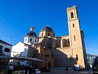 Iglesia de la Virgen del Consuelo. Altea. Alicante. Valencian Community, Spain.