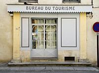 tourism office, Riez, Provence, France.