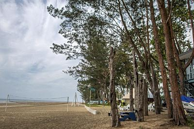 Roxy Beach Hotel, Sematan, Sarawak, Malaysia