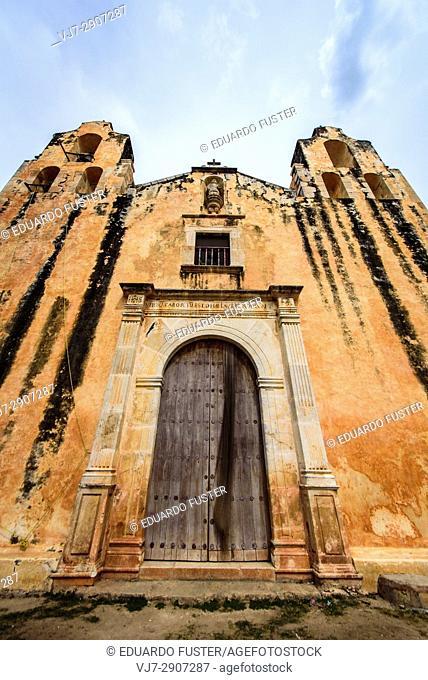 Route of the convents: Mani, Yucatan (Mexico)