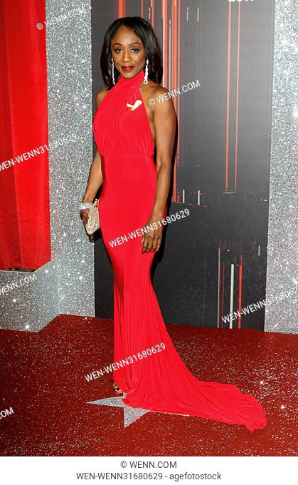 The British Soap Awards at The Lowry, Salford Quays, Manchester Featuring: Diane Parish Where: Manchester, United Kingdom When: 03 Jun 2017 Credit: WENN