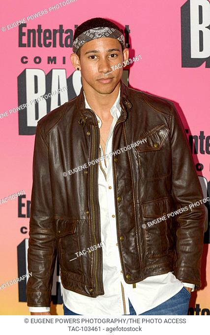 SAN DIEGO, CA - JULY 23: Keiynan Lonsdale-Flash attends Entertainment Weekly's Annual Comic-Con Party 2016 at Hard Rock Hotel San Diego