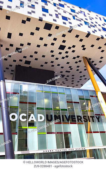 OCAD university, toronto, canda